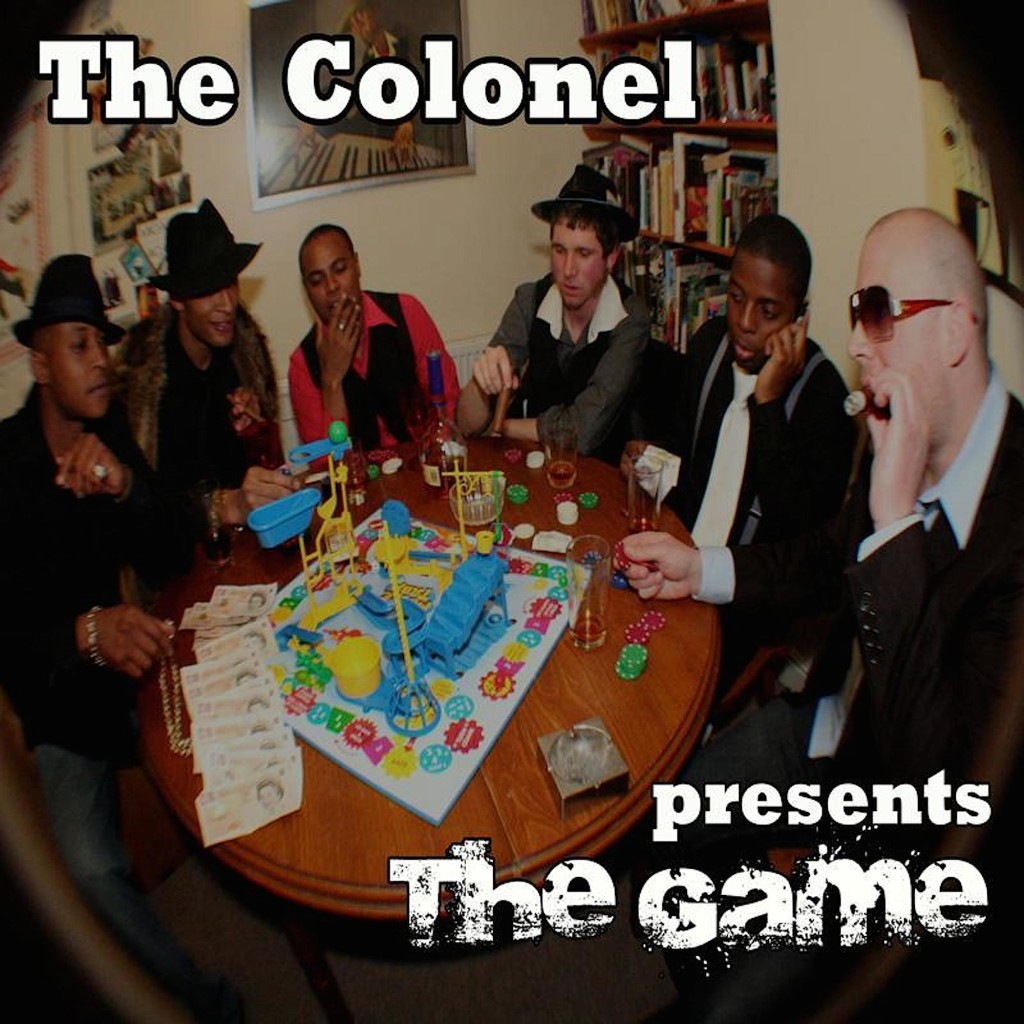 The Colonel 'The Game' cover art.