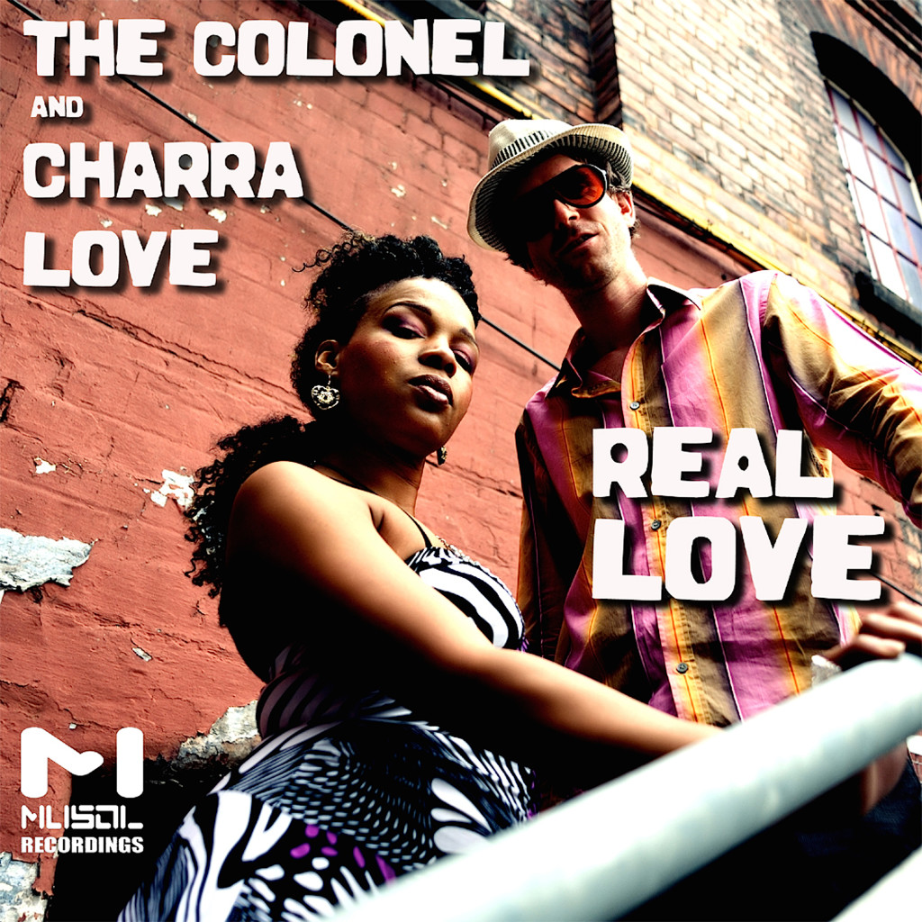 The Colonel 'Real Love' cover art.